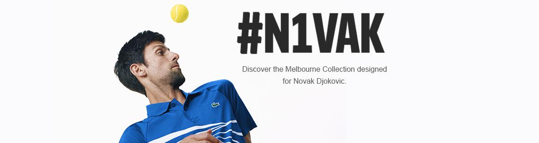 Novak Djokovic Australian Open Collection