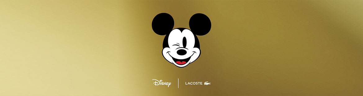 Lacoste x Disney Limited Edition Capsule Collection