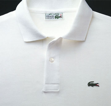 Lacoste's Key Style Codes