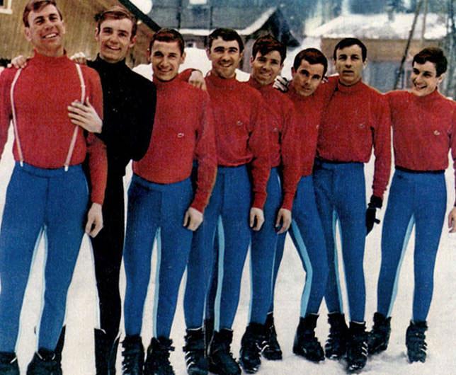 french ski team