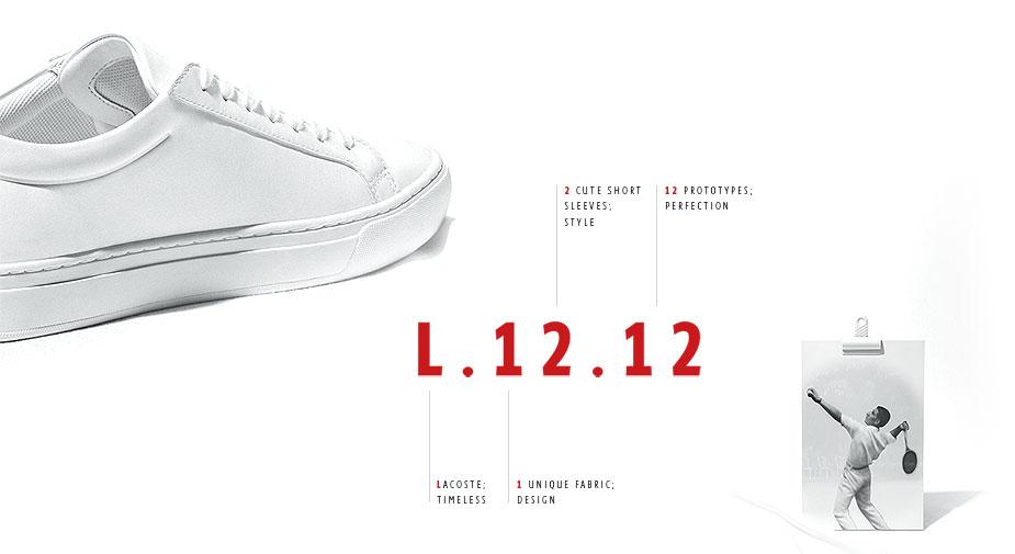 The Footwear Lacoste Australia