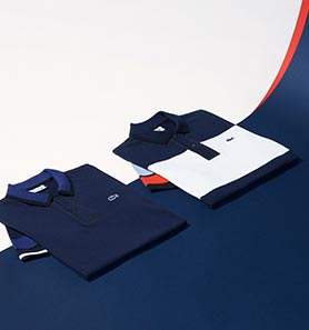 image of made in france collection polos
