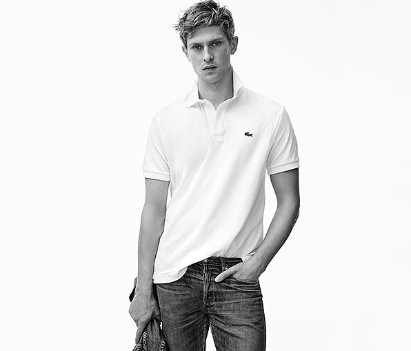 Men's Classic Fit Polo