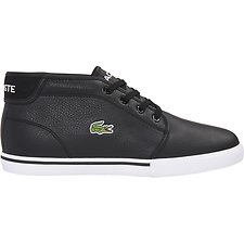 Image of Lacoste BLACK MEN'S AMPTHILL LCR3
