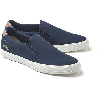 lacoste shoes slip ons