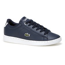 Image of Lacoste NAVY CHILDREN'S CARNABY EVO BL 1