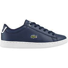 Image of Lacoste NAVY JUNIOR CARNABY EVO BL 1
