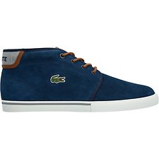Image of Lacoste NAVY/TAN MEN'S AMPTHILL 318 1
