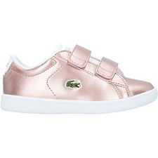 Image of Lacoste PINK/WHITE KIDS' CARNABY EVO 318 2