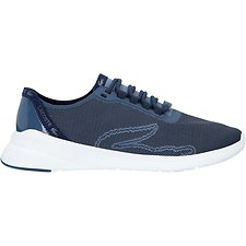 Image of Lacoste DARK BLUE/WHITE WOMEN'S LT FIT 318 1