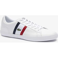 Image of Lacoste WHT/RED/NVY MEN'S LEROND 119 3