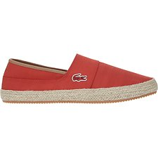 Image of Lacoste RED/LT BRW MEN'S MARICE 119 1