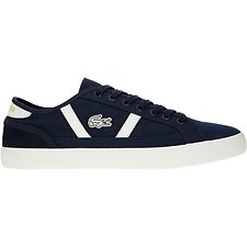 Image of Lacoste NVY/OFF WHT MEN'S SIDELINE 119 1
