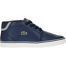 Image of Lacoste NVY/GRY CHILDREN'S AMPTHILL 119 1