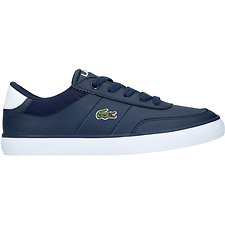 Image of Lacoste NVY/WHT JUNIOR'S COURT-MASTER 119 4