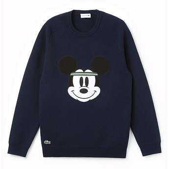 Image of Lacoste  MEN'S MICKEY MOUSE KNIT