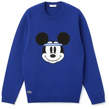 Image of Lacoste STEAMER/STEAMER MEN'S MICKEY MOUSE KNIT