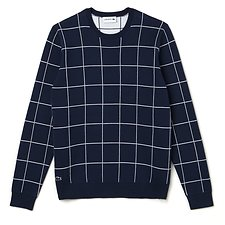 Picture of WINDOW PANE SWEATER