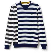 Picture of MEN'S BROKEN STRIPE SWEATER