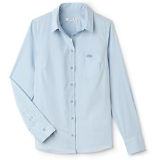 Picture of SLIM FIT SHIRT IN STRETCH POPLIN