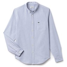 Picture of REGULAR FIT STRIPE OXFORD SHIRT