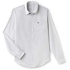 Picture of SLIM FIT COTTON VOIL SHIRT