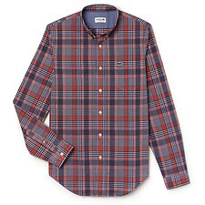 Picture of SLIM FIT CHECK SHIRT
