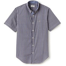 Picture of SHORT SLEEVE SLIM FIT CHECK SHIRT