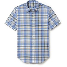 Picture of SHORT SLEEVE MADRAS SHIRT