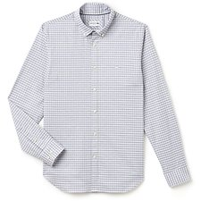 Picture of SLIM FIT PINPOINT CHECK SHIRT