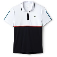 Picture of COLOUR BLOCK PERFORMANCE POLO