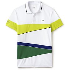 Picture of GRAPHIC BLOCK PLAYER POLO
