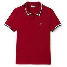 Picture of MEN'S REGULAR FIT JERSEY POLO WITH TIPPING