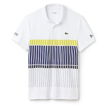 Picture of NOVAK DJOKOVIC NET PRINT SPORT POLO