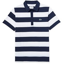 Picture of MEN'S BLOCK STRIPE GOLF POLO