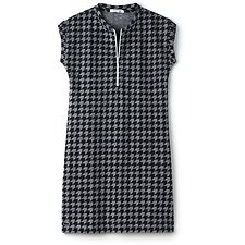 Picture of HOUNDSTOOTH DRESS