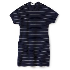 Picture of WOMEN'S STRIPE POLO DRESS
