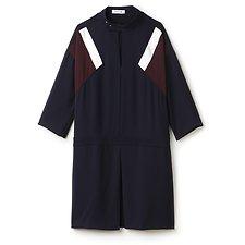Picture of WOMEN'S COLOURBLOCK CREPE DRESS