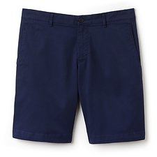 Picture of SLIM FIT TWILL SHORT