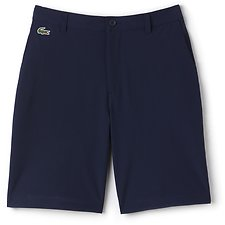 Image of Lacoste NAVY BLUE MEN'S BERMUDA GOLF SHORTS