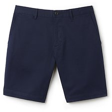 Image of Lacoste NAVY BLUE MEN'S SLIM FIT BERMUDA SHORT