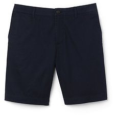 Image of Lacoste NAVY BLUE SLIM FIT BERMUDA SHORT