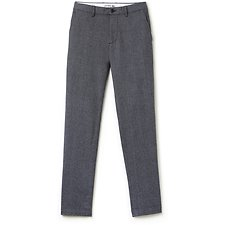 Picture of MEN'S SLIM FIT TEXTURED DOBBY PANT