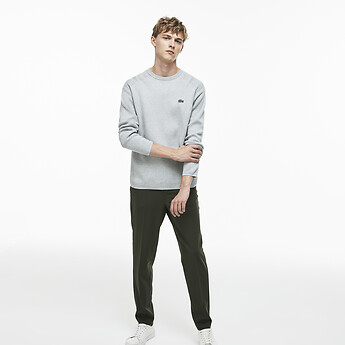 Image of Lacoste  MEN'S TWILL CHINO PANTS