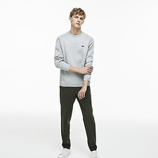 Image of Lacoste BAOBAB MEN'S TWILL CHINO PANTS