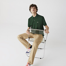 Image of Lacoste GREEN L.12.12 ORIGINAL SHORT SLEEVE POLO
