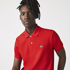 Image of Lacoste RED L.12.12 ORIGINAL SHORT SLEEVE POLO