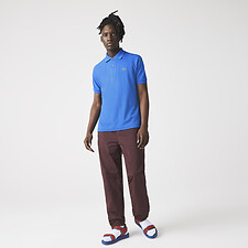 Image of Lacoste BLUE ROYAL MEN'S L.12.12 CLASSIC POLO