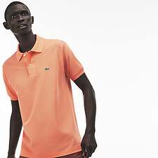 Image of Lacoste PEACH MEN'S L.12.12 CLASSIC POLO
