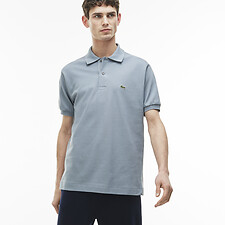 Image of Lacoste MILL BLUE MEN'S L.12.12 CLASSIC FIT POLO
